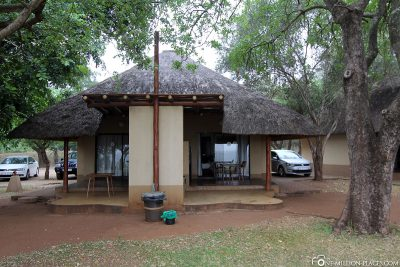 The Lower Sabie Rest Camp