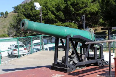 The Noon Gun in Cape Town