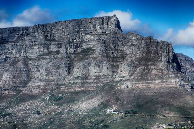 The mountain and valley station of Table Mountain