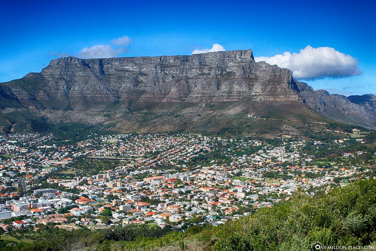 Table Mountain, Cape Town, South Africa, Travelreport