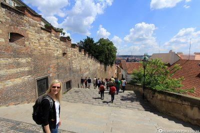 Die Neuen Schlosstreppen
