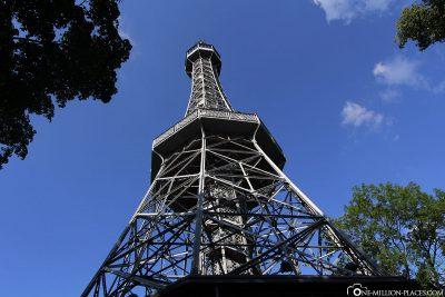 Aussichtsturm Petřín