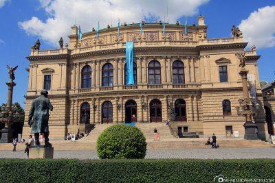 Konzert- und Galeriegebäude Rudolfinum