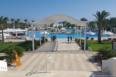 The Hilton Marsa Alam Nubian Resort