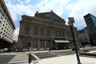 Das Teatro Colón