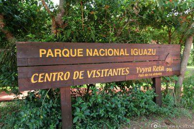 Der Nationalpark Iguazú
