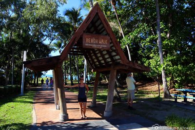 Der Beachwalk
