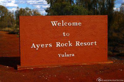 The Ayers Rock Resort