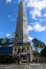 The Meriton Serviced Apartments in Brisbane