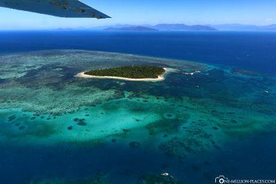 Die Insel Green Island
