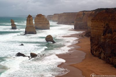 The Rocks of the 12 Apostles