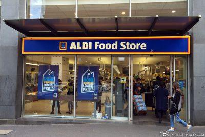 Aldi in Melbourne