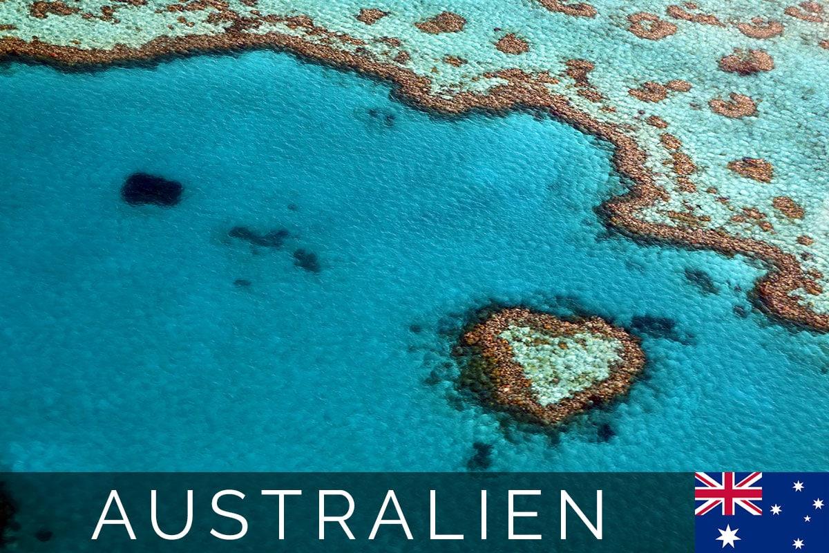Rundflug Great Barrier Reef Titelbild