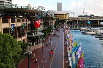 Der Darling Harbour