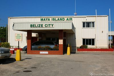 Der Belize Municipal Airport