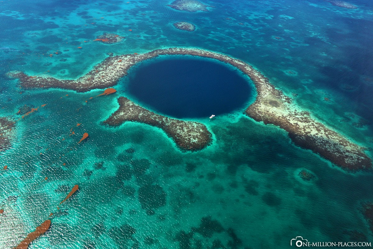 Great Blue Hole, Sightseeing, Belize City, Day Trip, Belize, Central America, Caribbean, Travel Report