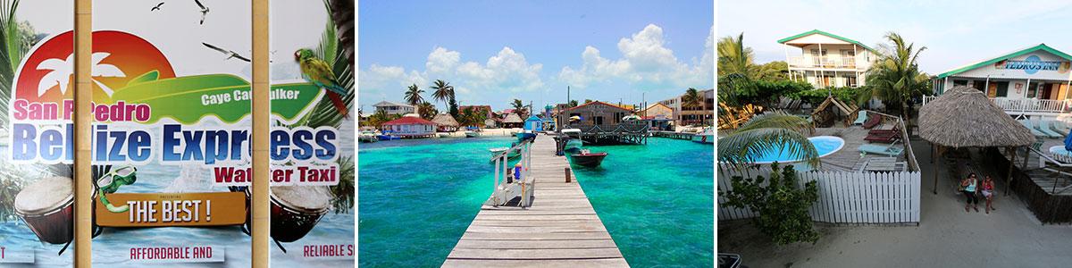 Belize San Pedro Headerbild