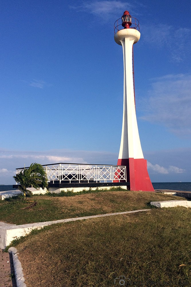 Baron Bliss Lighthouse, Belize City, On Your Own, Day Trip, Wildlife, Central America, Belize, Travelreport