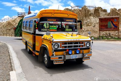 Local bus to Moon Valley