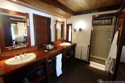 Rooms at Island Luxury Lodge