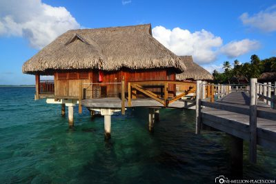 Our Overwaterbungalow