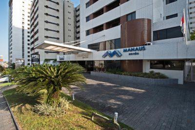 Hotel Adrianopolis in Manaus