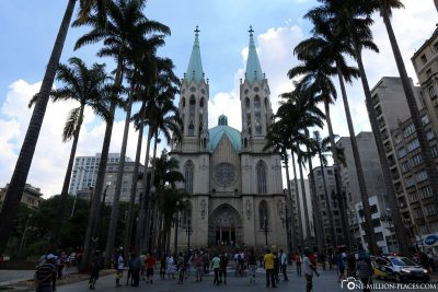 The Cathedral of Sao Paulo