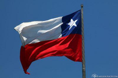 The Chilean Flag