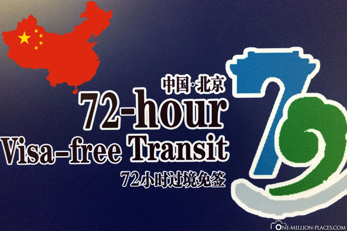 China, 72 Hours Visa, Travel Report, Beijing, Experiences, Requirements