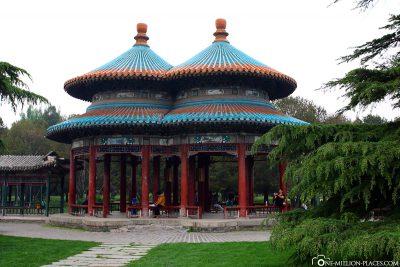 Der Himmelstempel Park