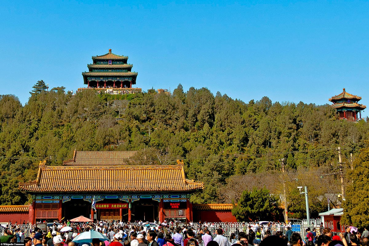 Jingshan Park, Beijing, China, Attractions, On Your Own, TravelReport