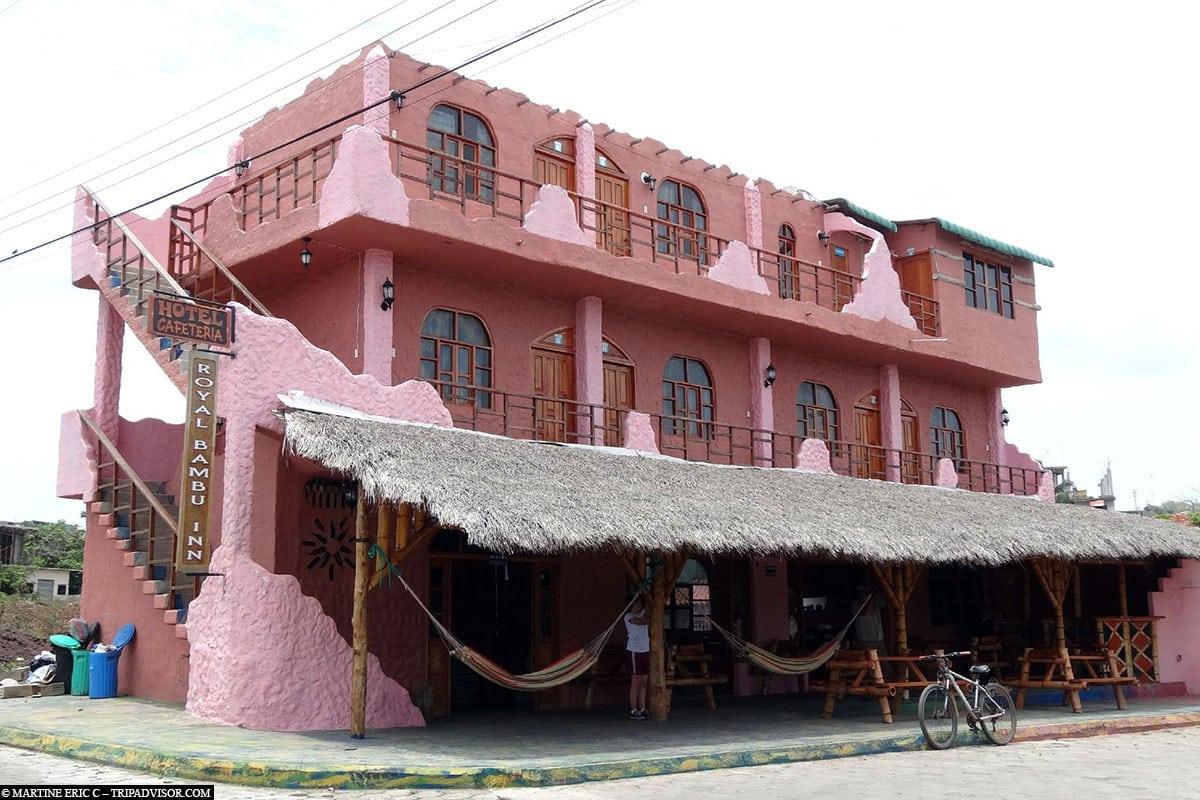 Hotel Royal Galapagos Inn, Island of San Christobal, Galapagos, Ecuador, Tour, Wildlife, Travel Report