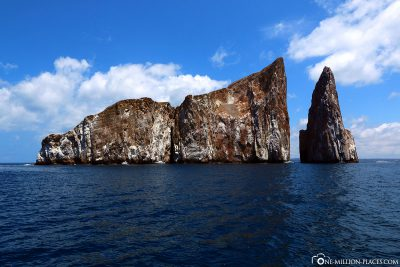 Der Kicker Rock bei San Cristobal