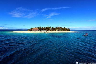 The Beachcomber Island