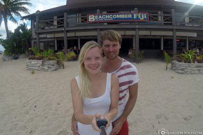 Welcome to Beachcomber Island