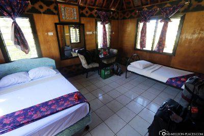 Unser Zimmer im Coralview Resort