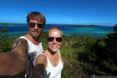 Inselparadies Fidschi