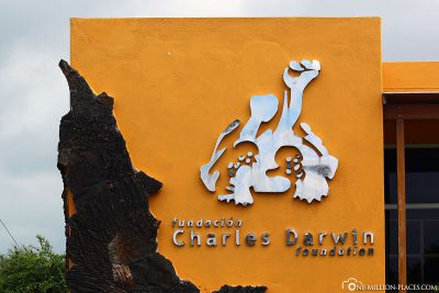 The Charles Darwin Research Station