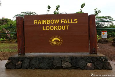 Rainbow Falls Lookout