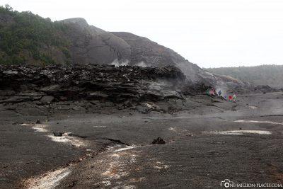 Der Kilauea Iki Krater