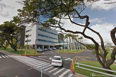 The Maui Memorial Medical Center