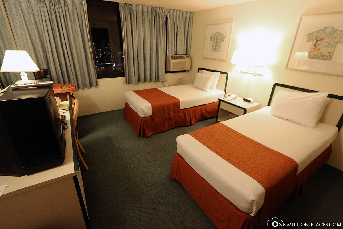 Hotel Maile Sky Court, Honolulu, Waikiki, Hawaii, USA, Auf eigene Faust, Reisebericht