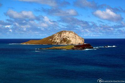 Kāohikaipu Island State Seabird Sanctuary