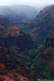 Der Waimea Canyon
