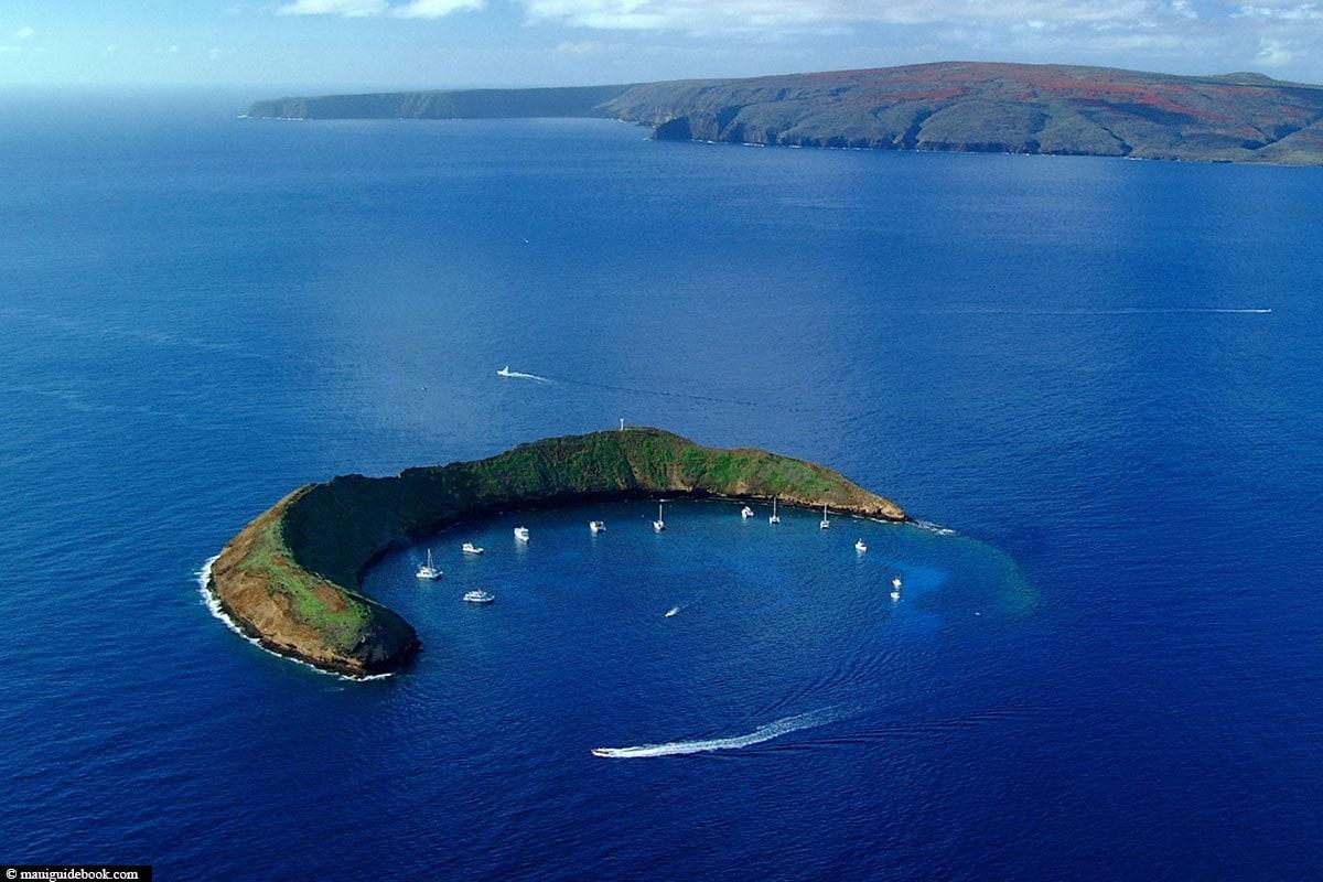 Molokini Island, Tauchen, Maui, Hawaii, USA, Tauchbericht, Reisebericht