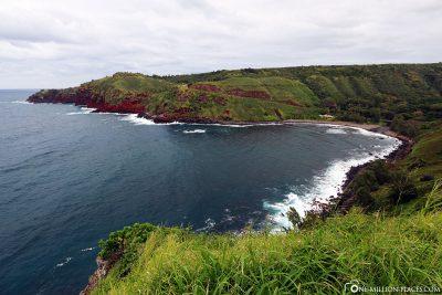 Die Westküste von Maui