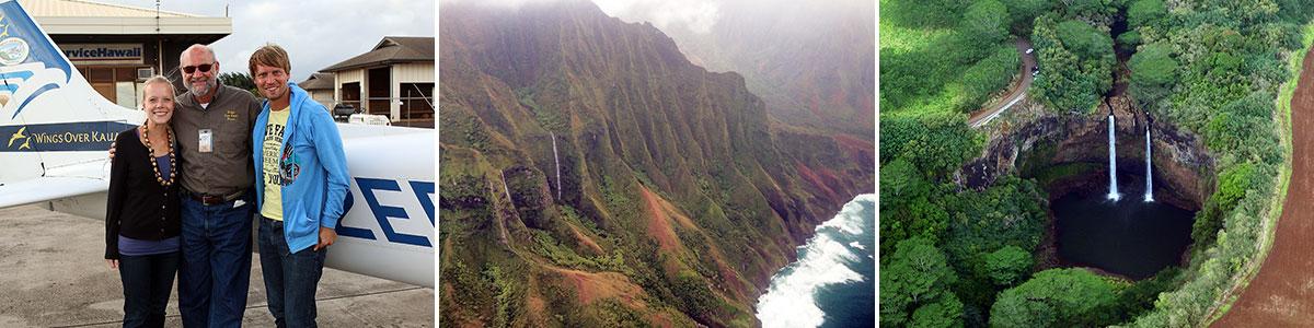 Rundflug Wings over Kauai Headerbild