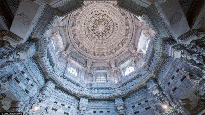 The Dome of the Temple