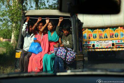 Eindrücke von Indien