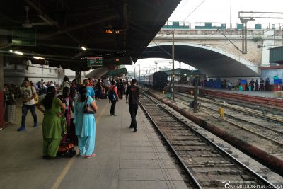 Delhi Central Station